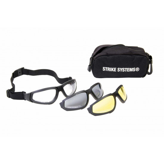 Lunettes tactiques Strike Systems