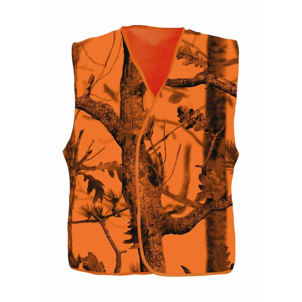 Gilet de traque Percussion Ghost camo