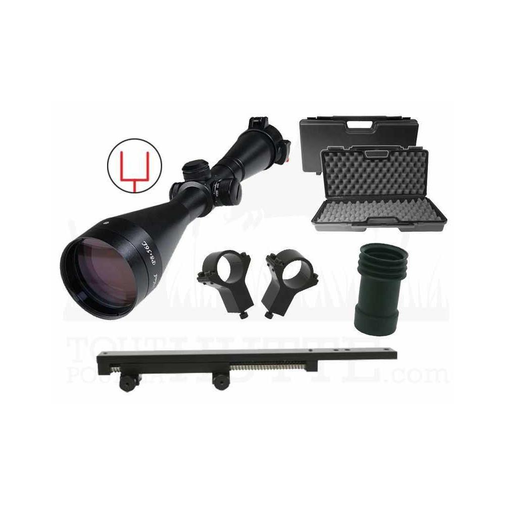 Pack lunette de hutte Vomz 8x56
