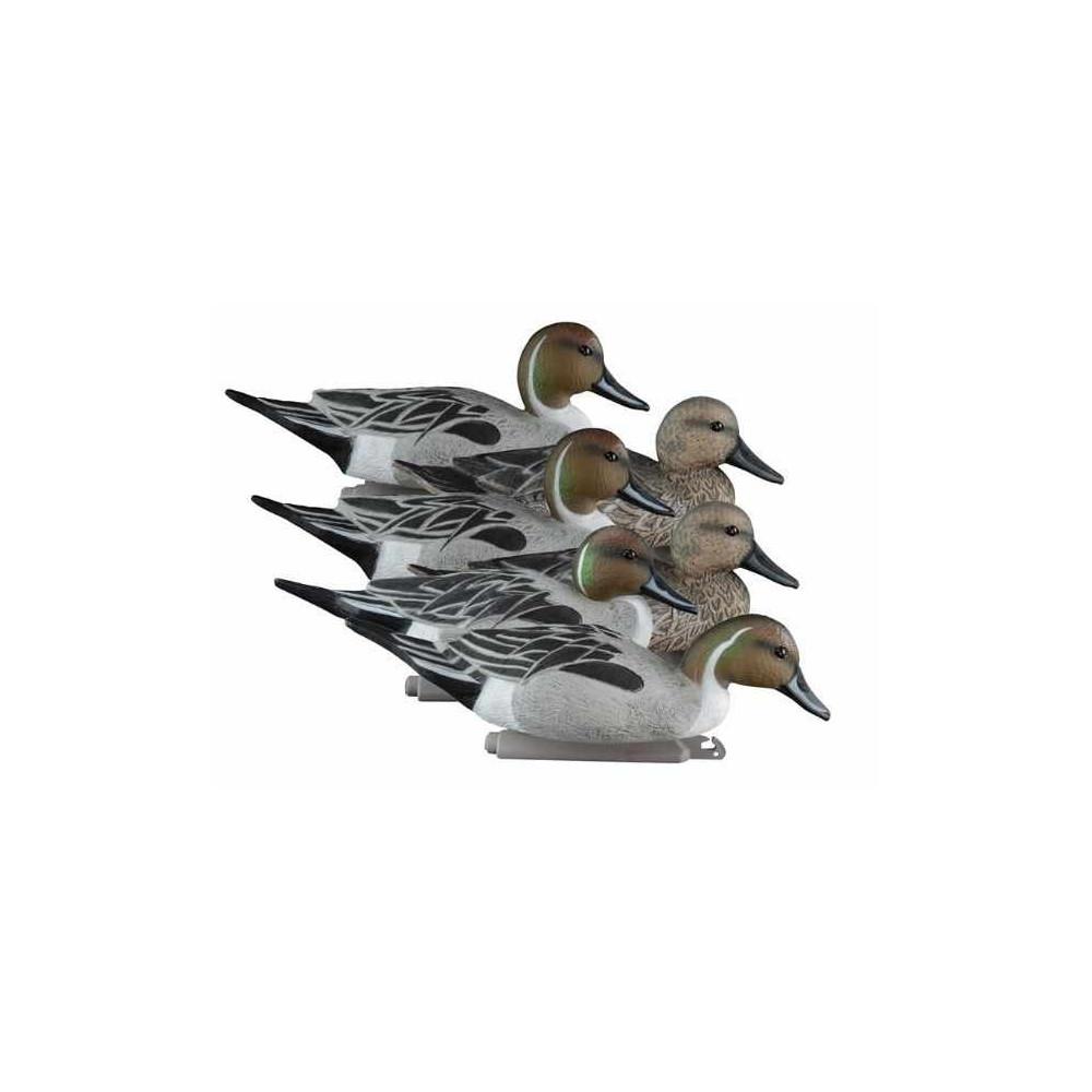 Formes de pilet insubmersibles Higdon