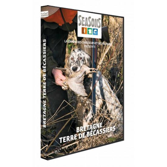 DVD BRETAGNE, TERRE DE BÉCASSIERS