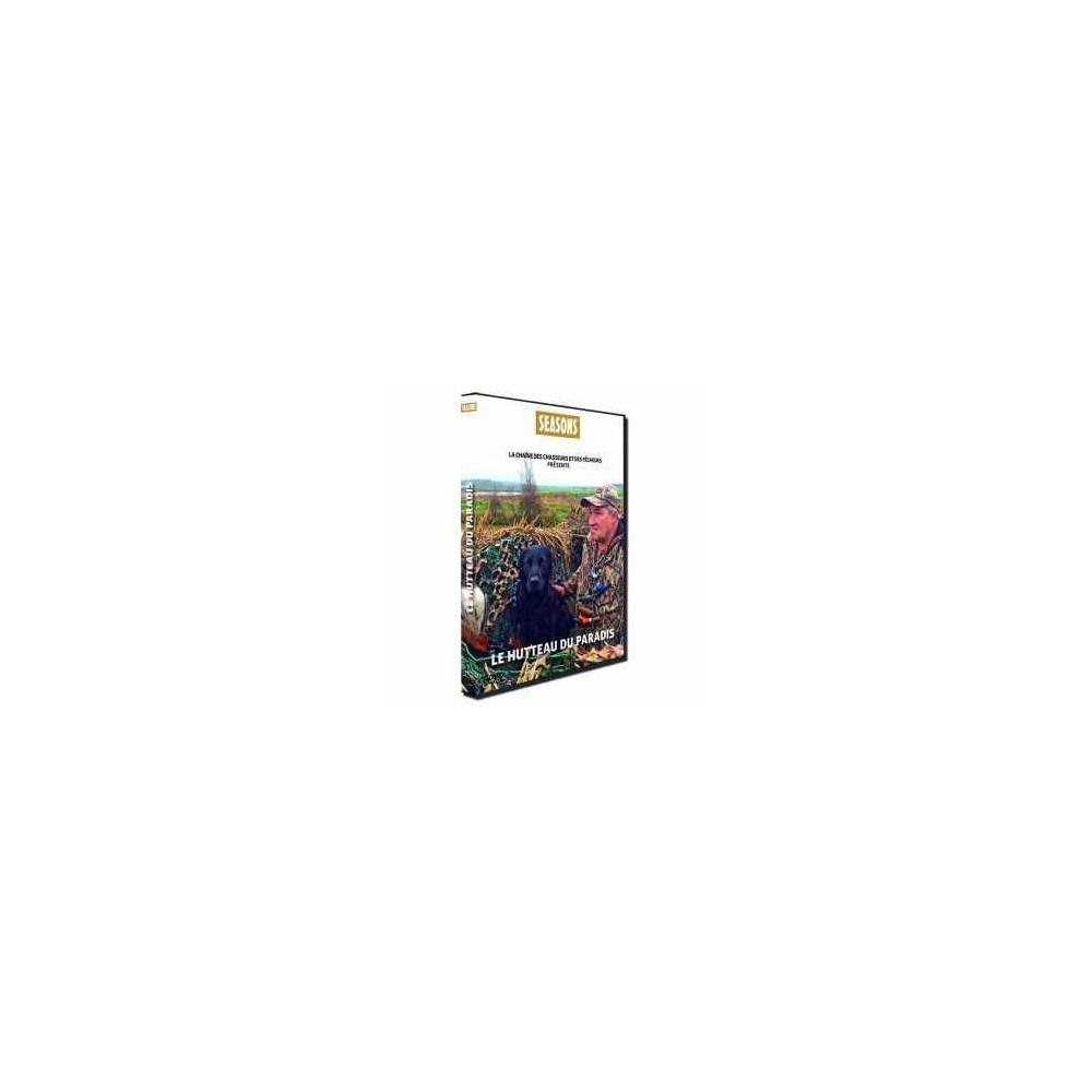 DVD de chasse Le hutteau du Paradis
