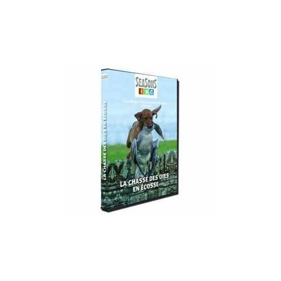 DVD de chasse aux oies en Ecosse