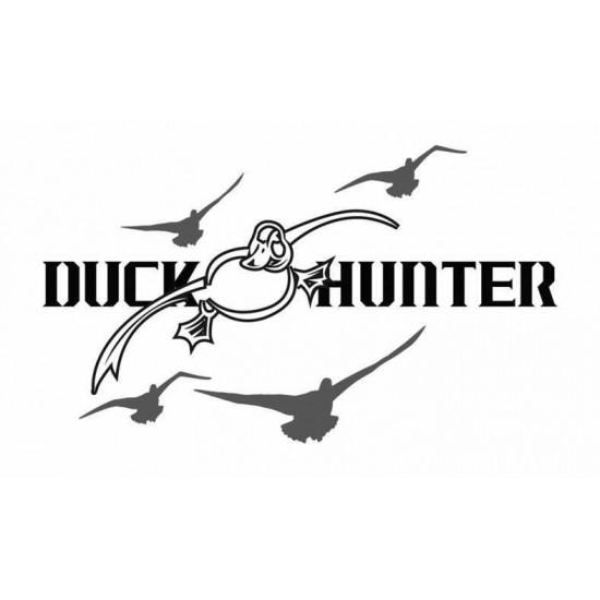 Autocollant Duck Hunter