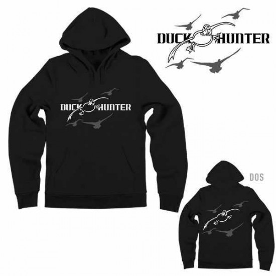 Sweat Duck Hunter noir