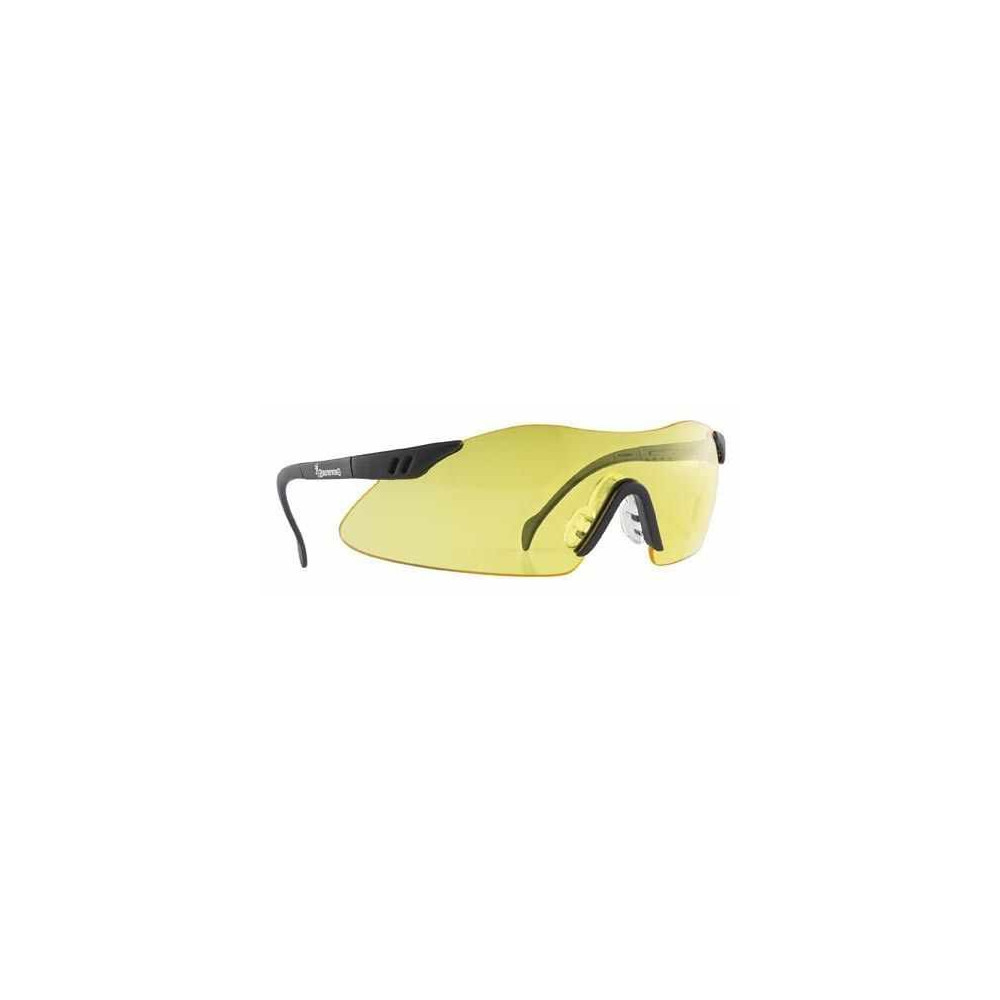 Lunettes de tir jaune Browning Claybuster