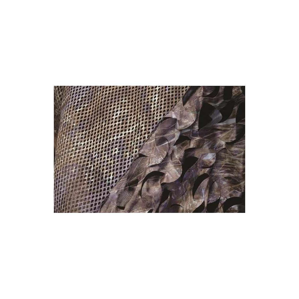 Filet de camouflage bi-matières