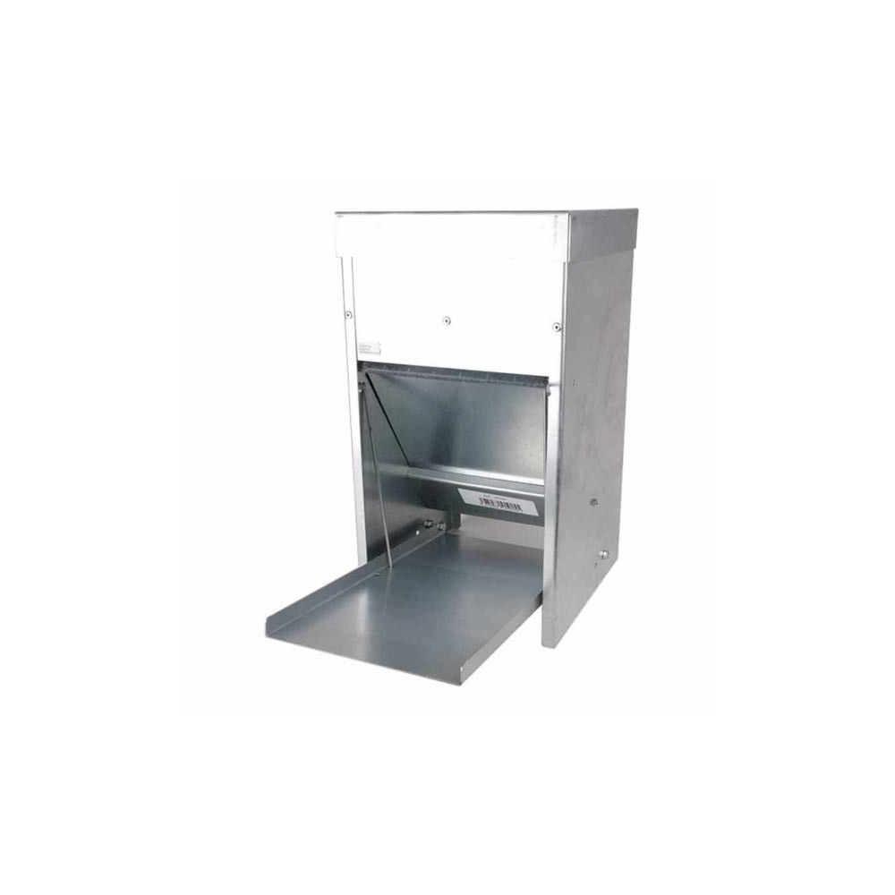 Mangeoire automatique anti-nuisibles 10L