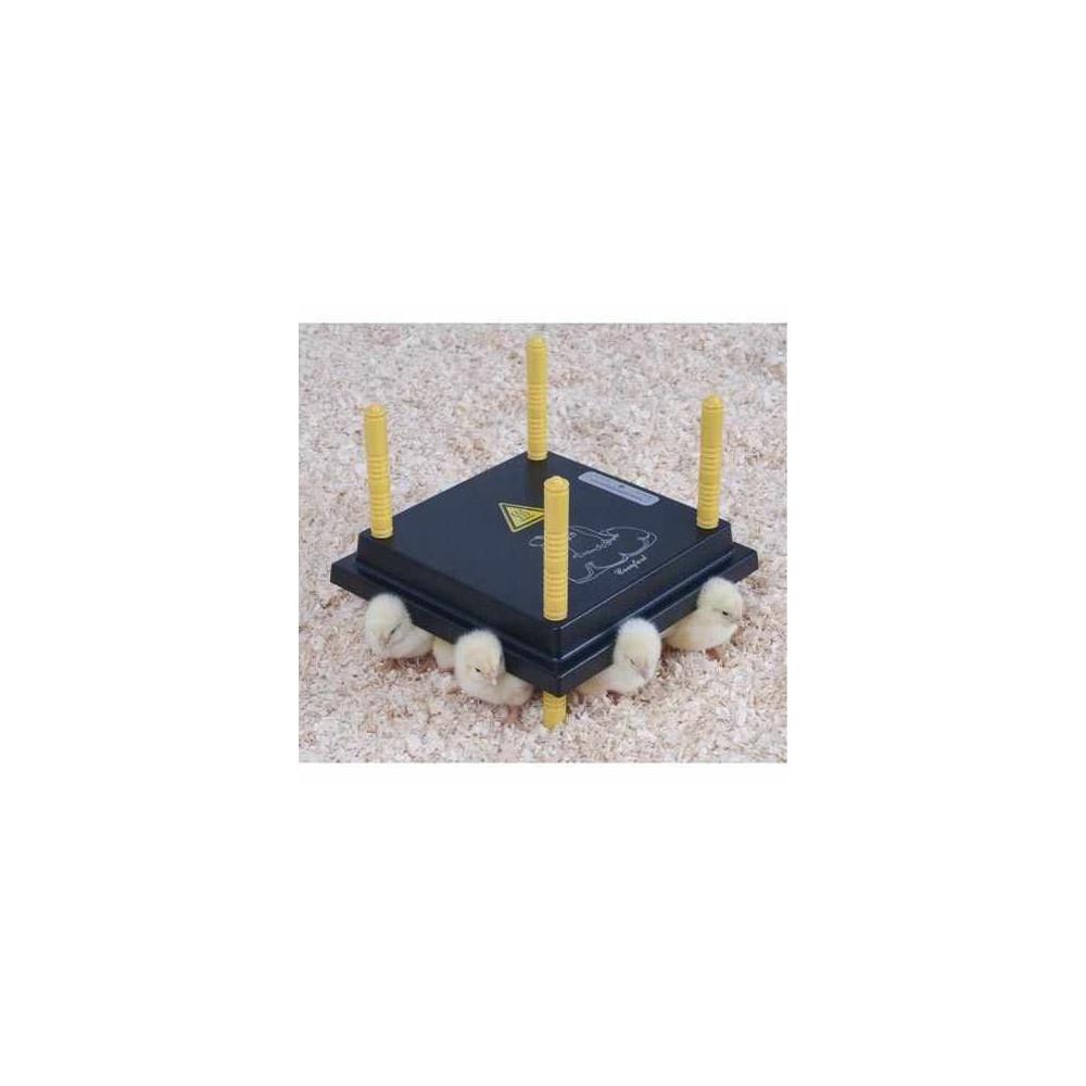 Panneau chauffant pour canetons 40 x 50 cm