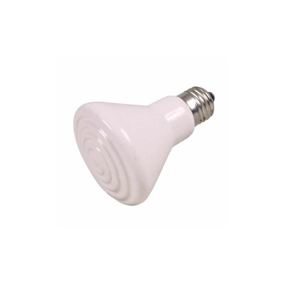 Ampoule chauffante en céramique