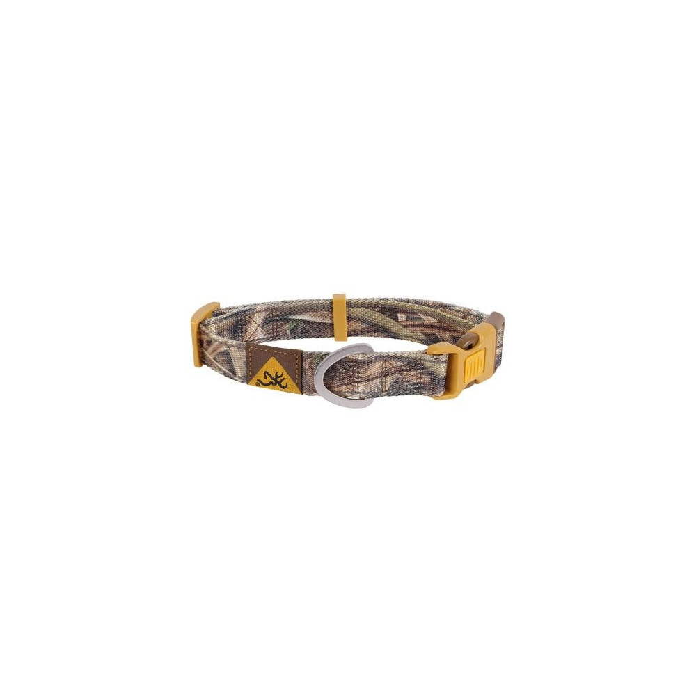 Collier pour chien camo Browning