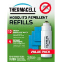 Kit recharge pour anti-moustique portable Thermacell