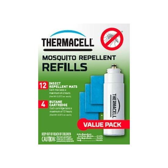 Kit recharge pour anti-moustique portable Thermacell
