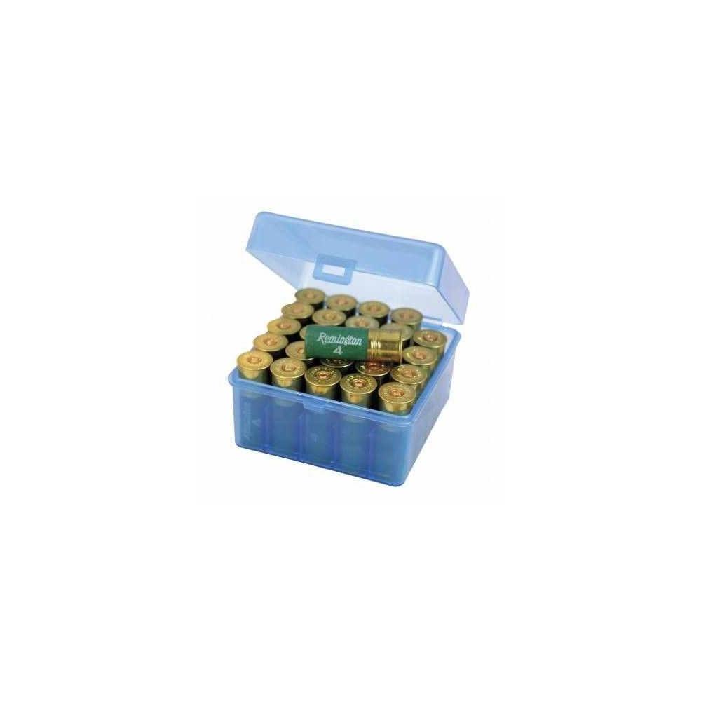 Boite de rangement pour 25 cartouches cal 12