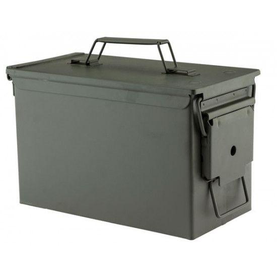 Caisse à cartouches métal