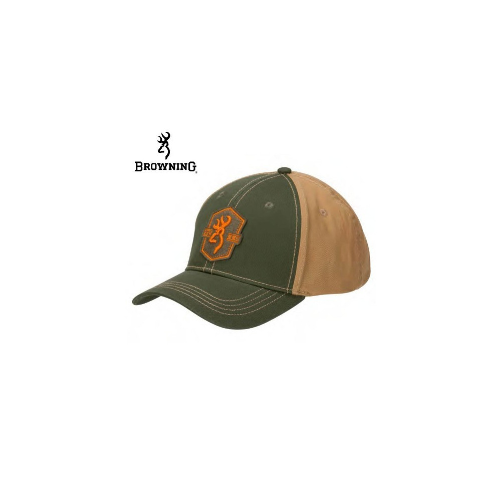 Casquette Browning Badge