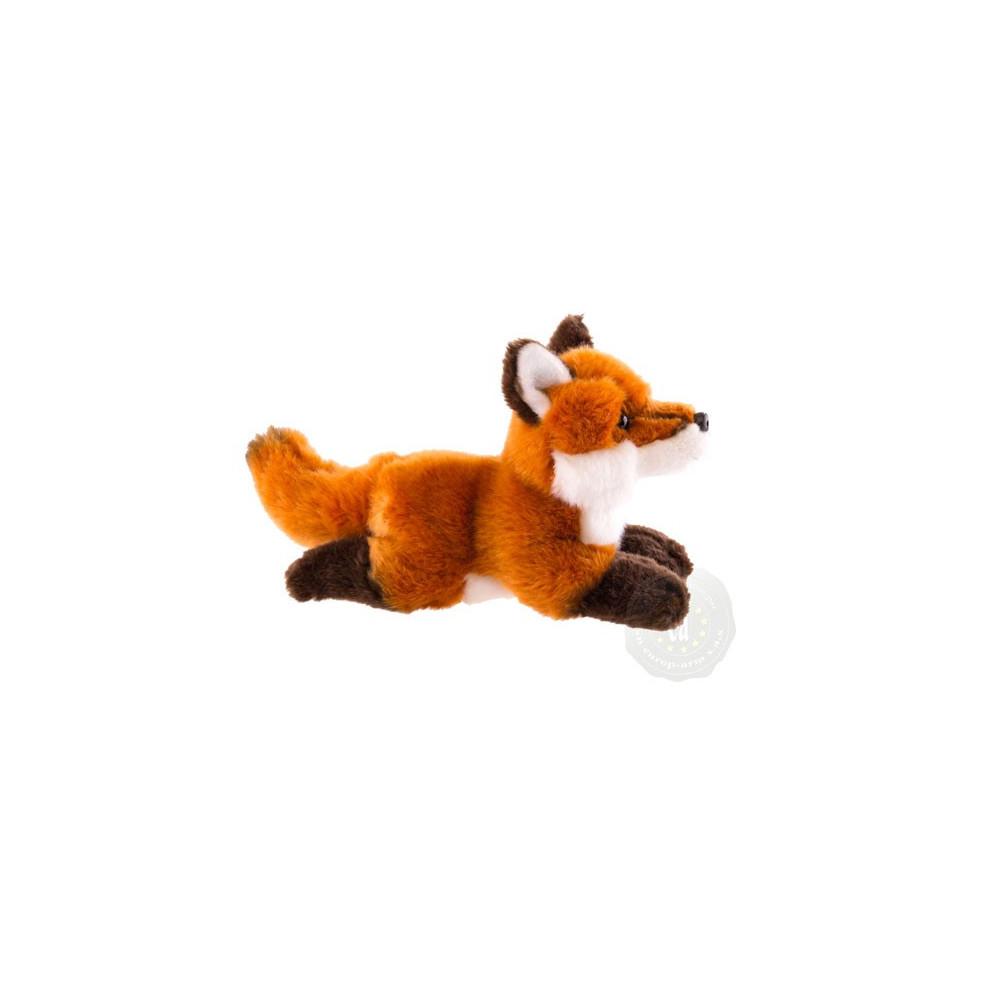 Peluche renard 30 cm