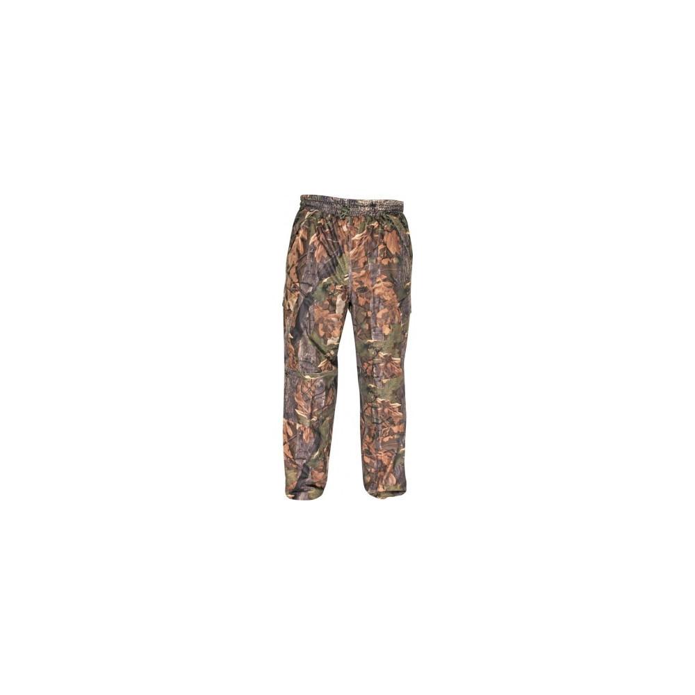 Pantalon camo bois