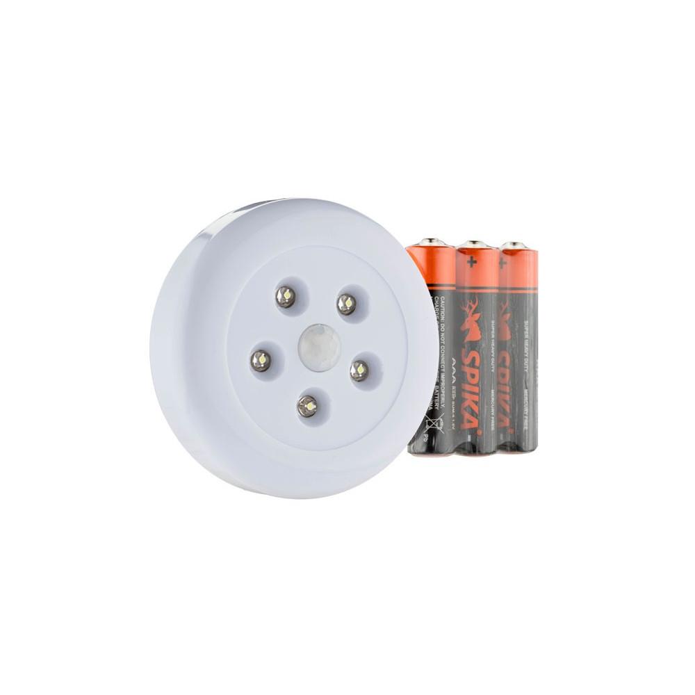 Lampe détecteur de mouvement