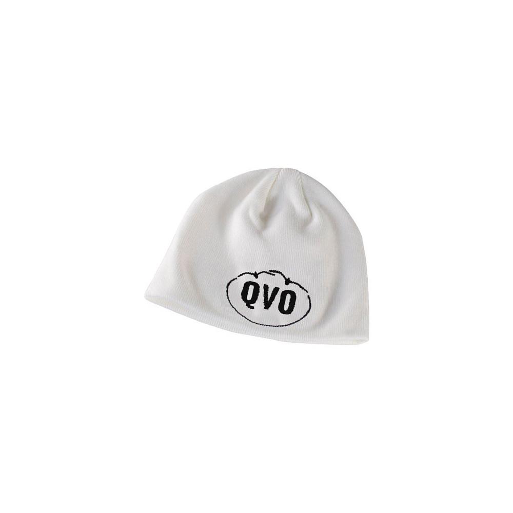 Bonnet blanc QVO