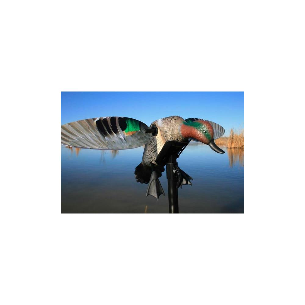 Canard à ailes tournantes Mojo King Mallard
