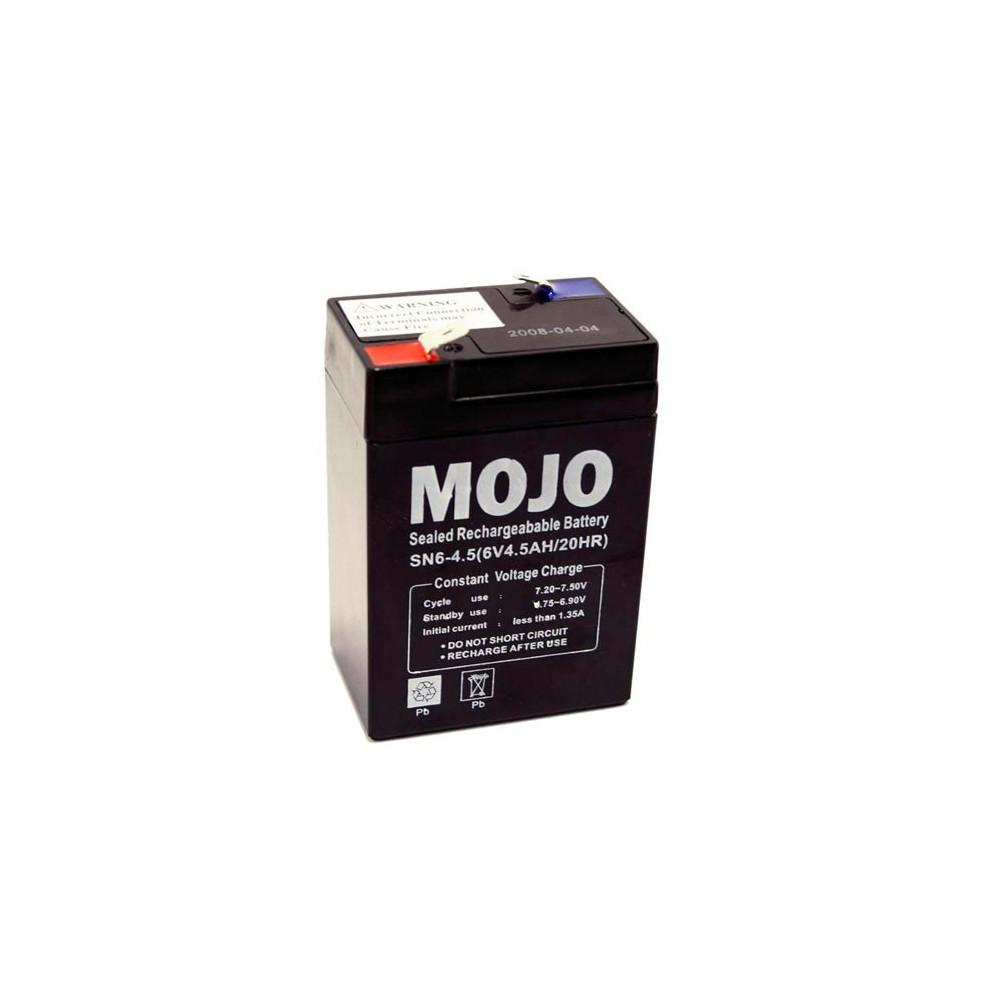 Batterie pour canard à ailes tournantes Mojo