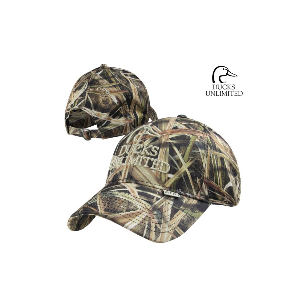 Casquette Ducks Unlimited Shaddow Grass