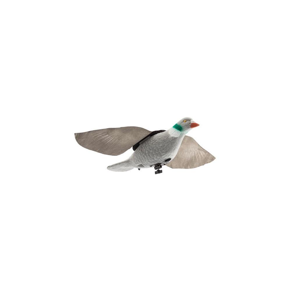 Forme de pigeon Super Flap