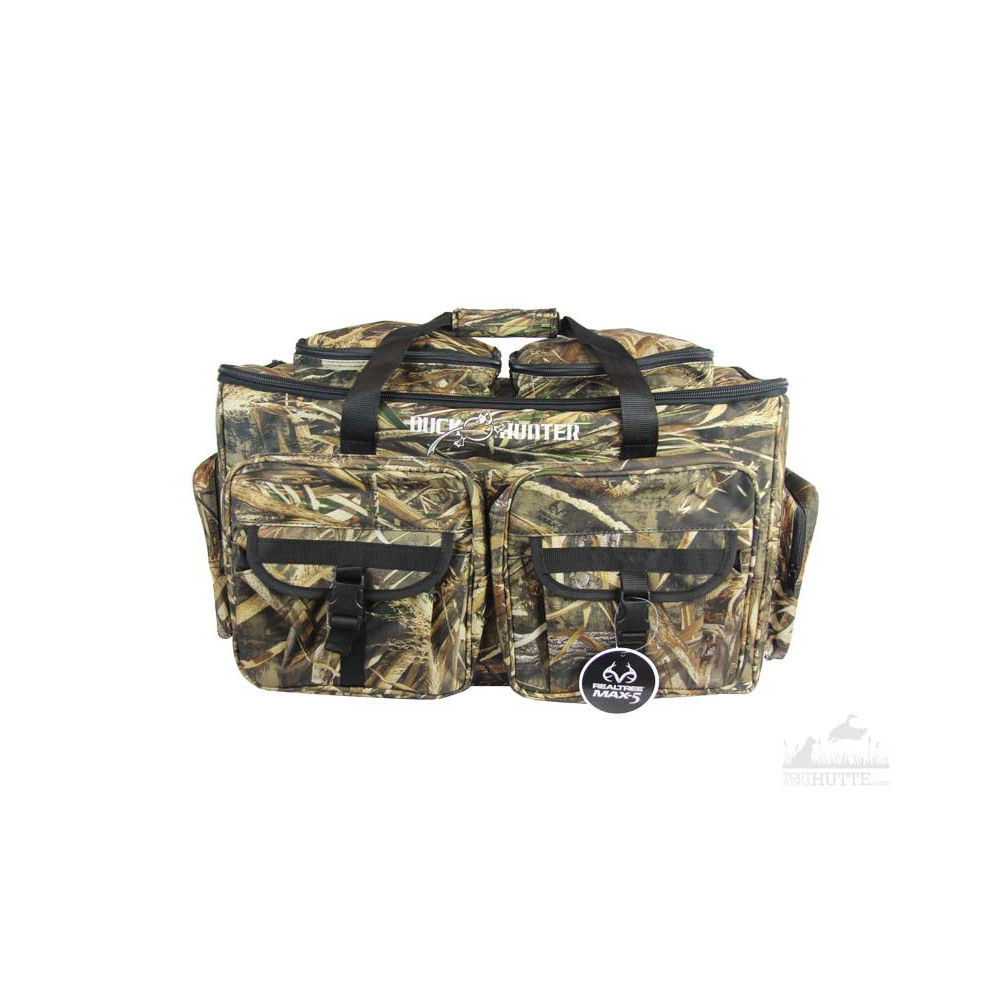 Sac de hutte camo Duck Hunter