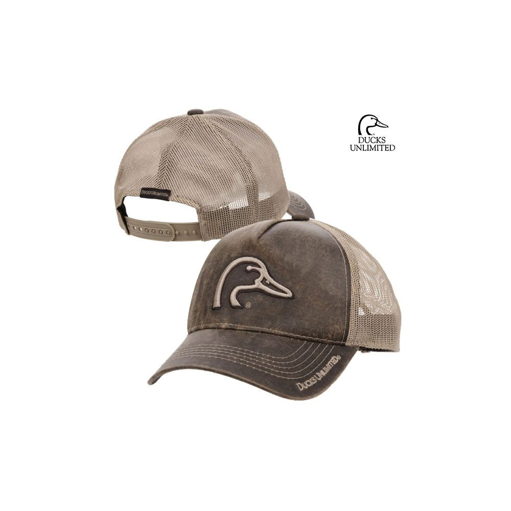 Casquette Ducks Unlimited Canvas