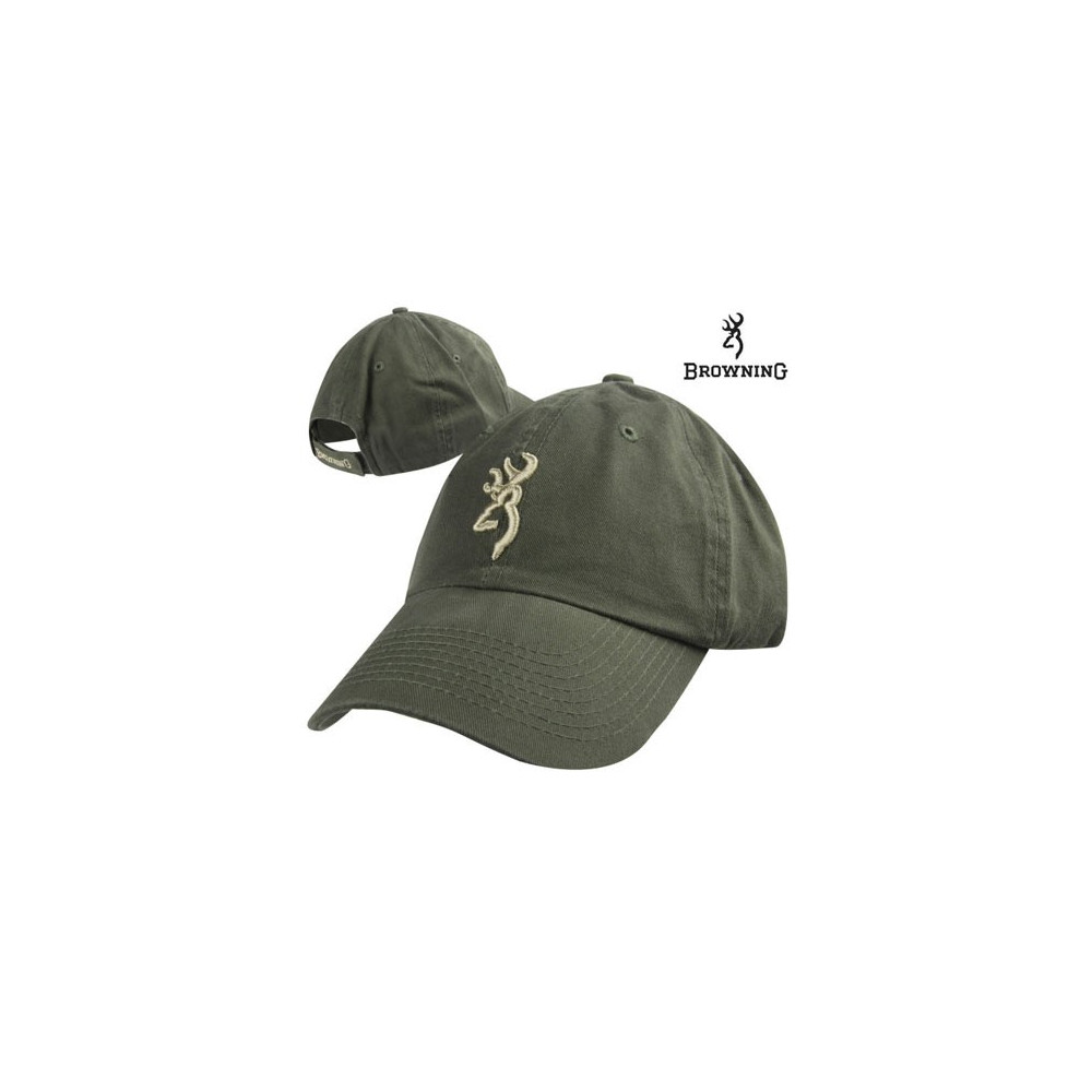 Casquette Browning Olive