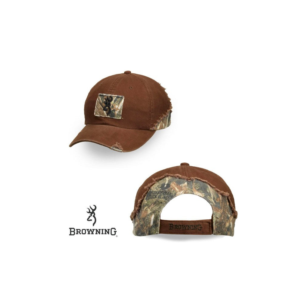 Casquette Browning Tatter Reed