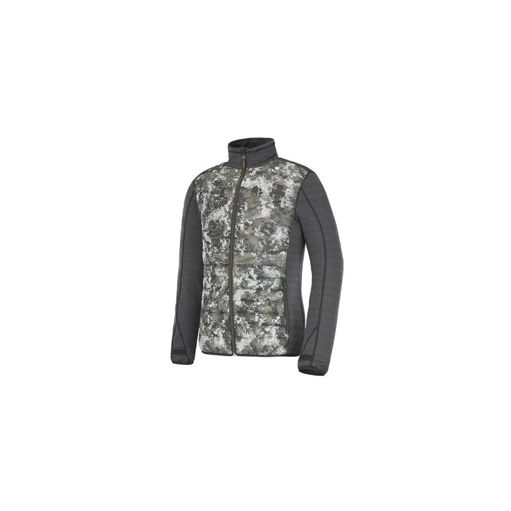 Veste polaire Stagunt Pixel Green