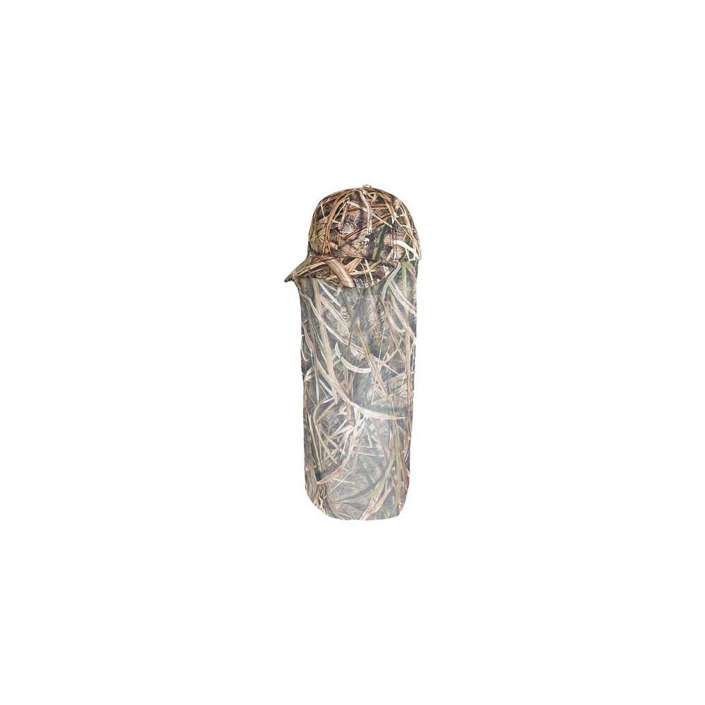 Casquette-cagoule Stagunt camo roseaux
