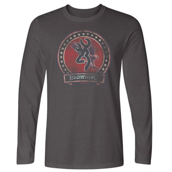 Tee-Shirt manches longues Browning Eagle