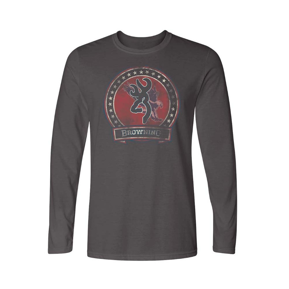 Tee-Shirt manches longues Browning Eagle