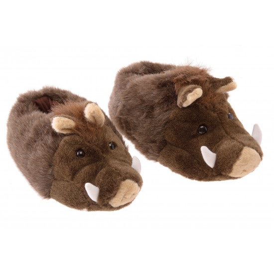 Chaussons sanglier