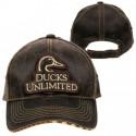 Casquette Ducks Unlimited Dark Brown