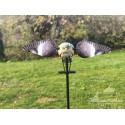Forme de pigeon à ailes tournantes Lucky Duck