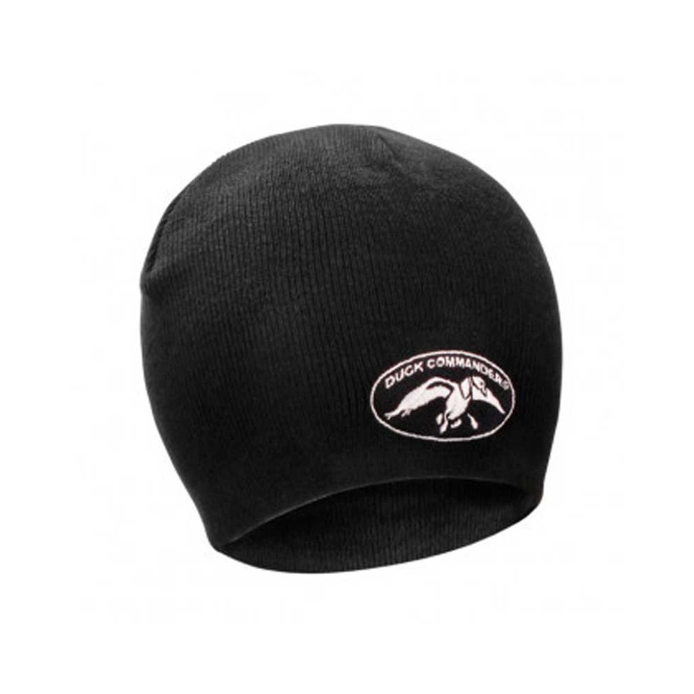 Bonnet Duck Commander noir