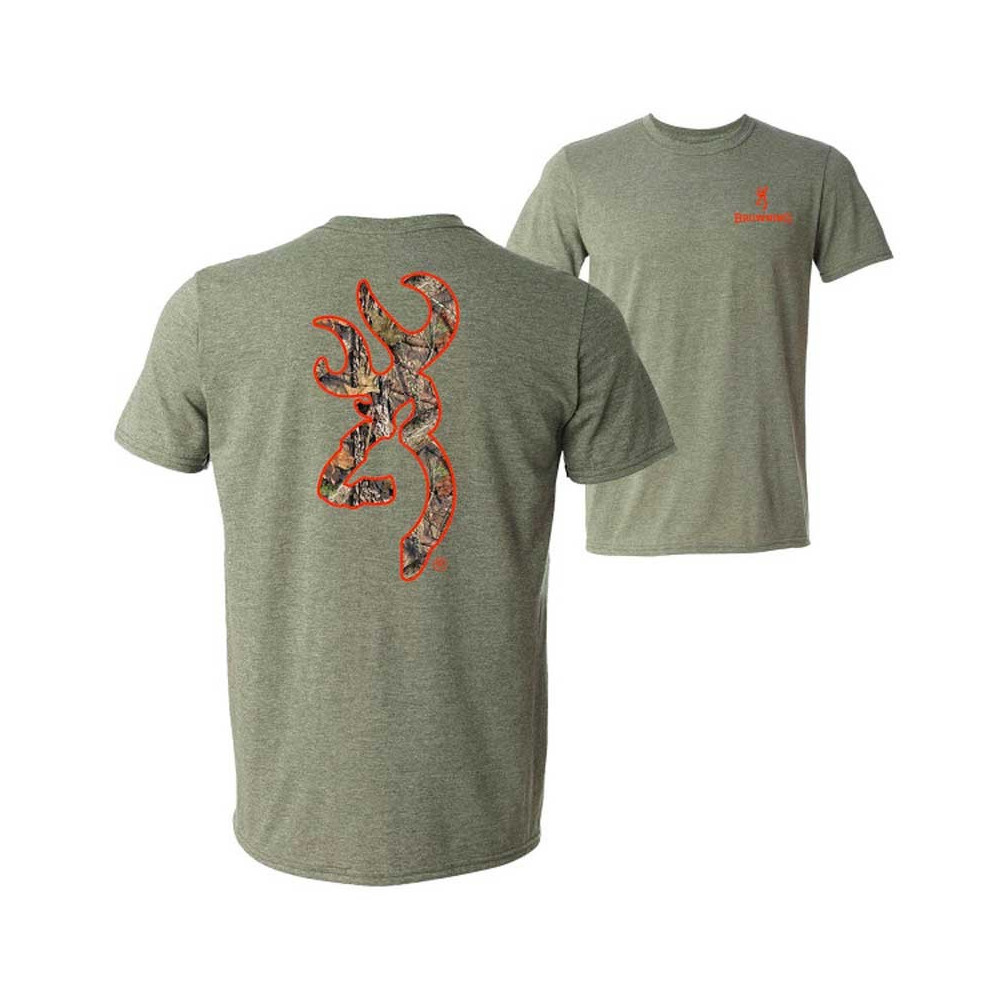 Tee-shirt Browning Military