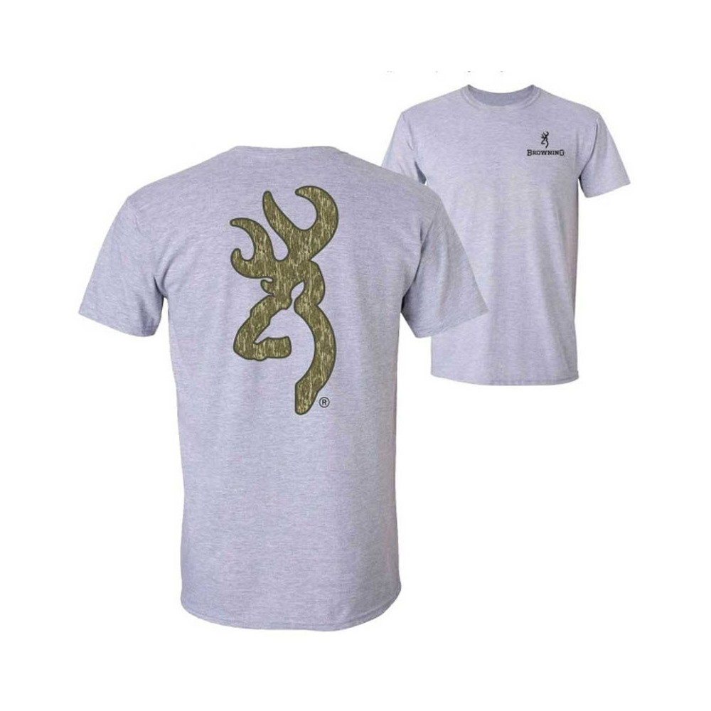 Tee-shirt Browning Bottomland