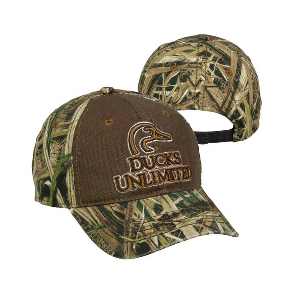 Casquette Ducks Unlimited brodée 3D