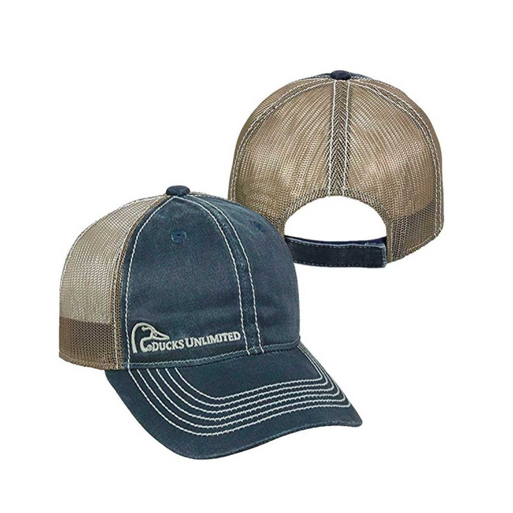 Casquette Ducks Unlimited Navy