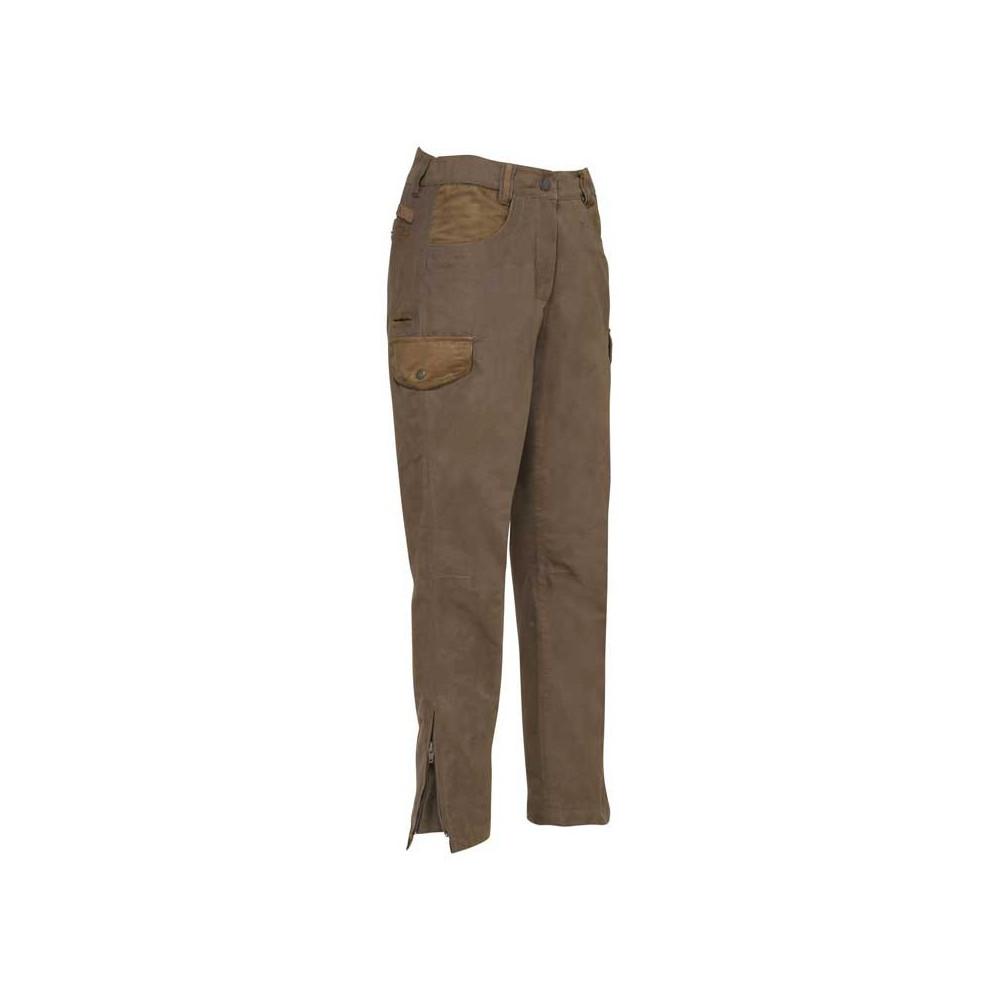 Pantalon de chasse femme Normandie Percussion