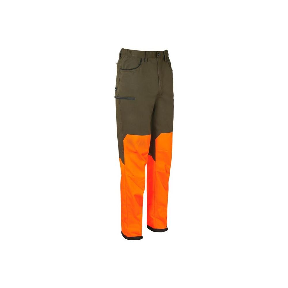 Pantalon de chasse orange Super Rapace Ligne Verney Carron