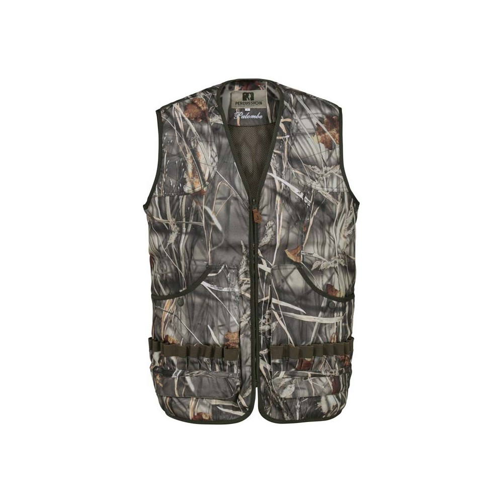 Gilet de chasse Palombe Ghost Wet Percussion