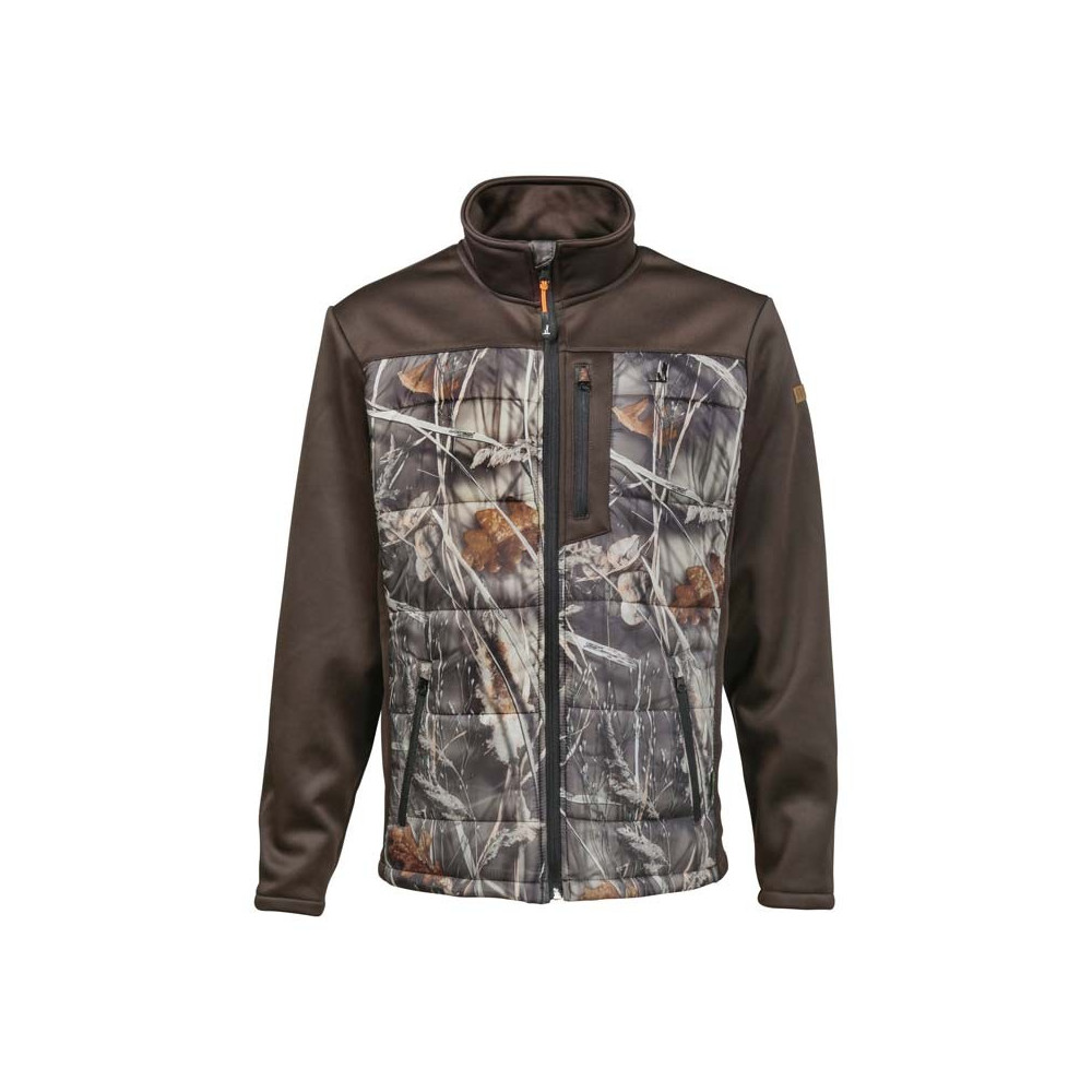 Veste de chasse Hybrid Ghost Wet Percussion