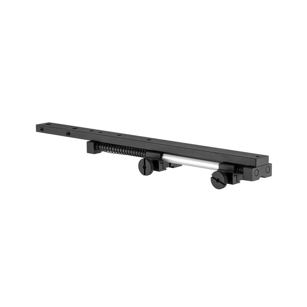 Compensateur de recul rail 11mm alu