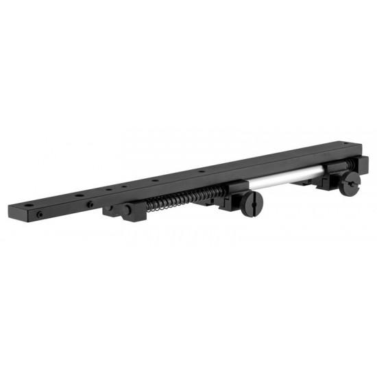 Compensateur de recul rail 11mm acier